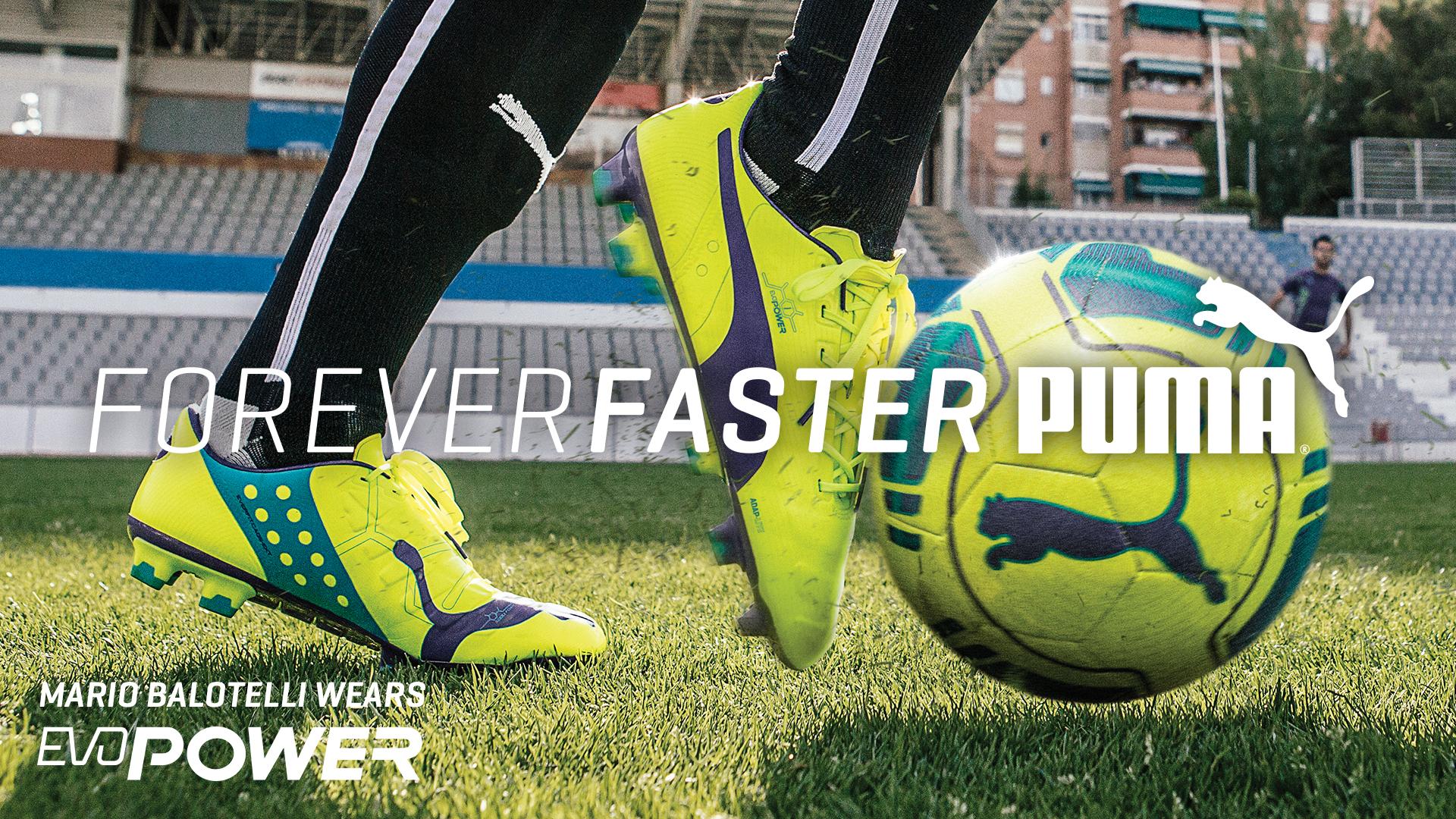 Mario Balotelli - Puma EvoPower